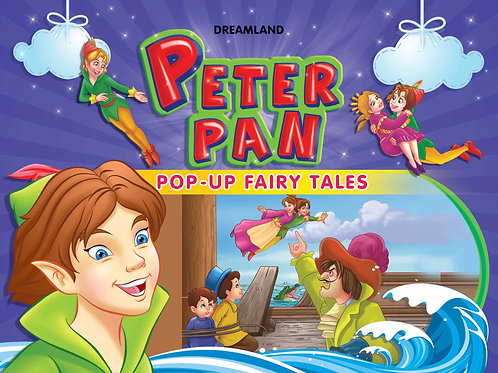 Pop-Up Fairy Tales - Peter Pan