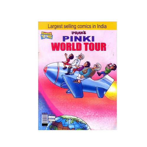 PINKI AND WORLD TOUR