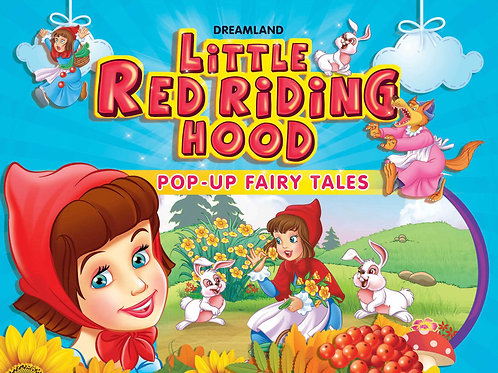 Pop-Up Fairy Tales - Little Red Riding Hood