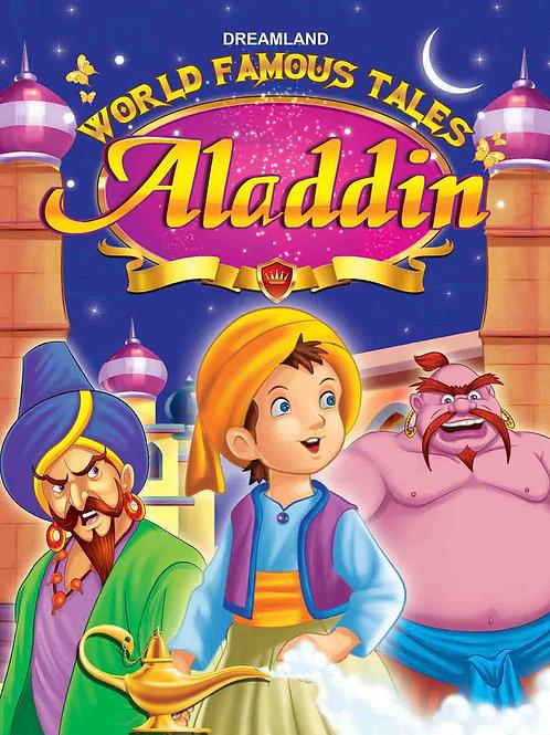 World Famous Tales- Aladdin