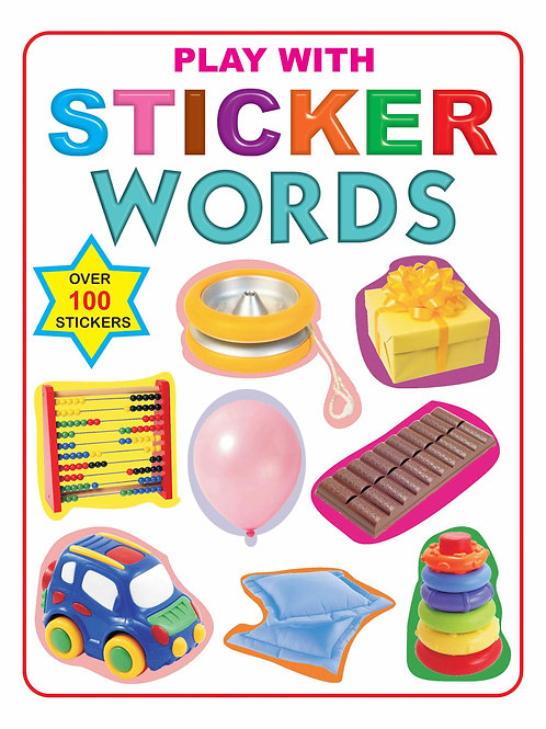Play With Sticker - Words