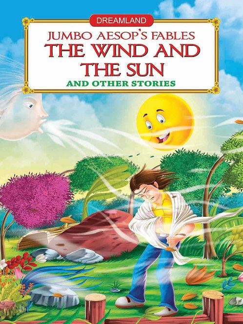 Jumbo Aesop's - The Wind and the Sun