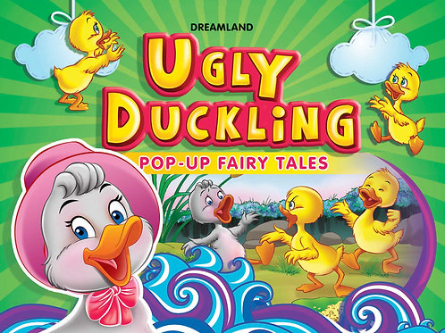 Pop-Up Fairy Tales - Ugly Duckling