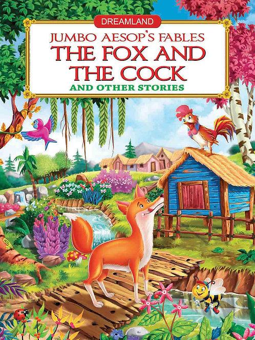 Jumbo Aesop's - The Fox and the Cock