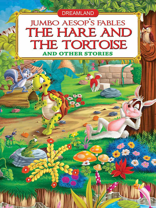 Jumbo Aesop's - The Hare and the Tortoise