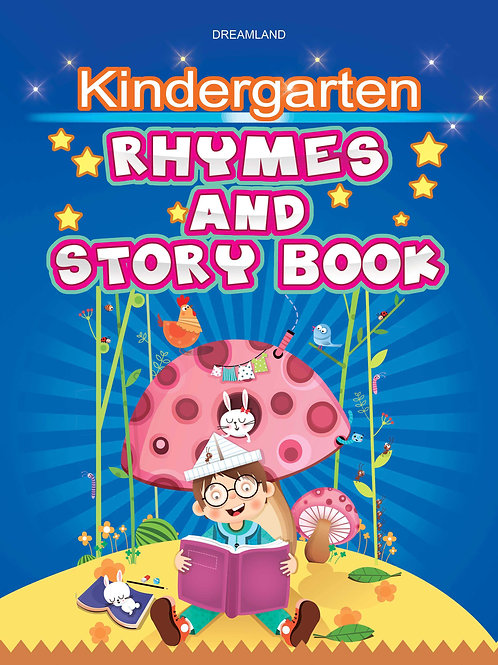 Kindergarten Rhymes and Story Book