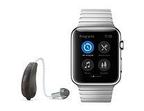 Beltone apple watch