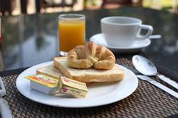 Breakfast at Coco Restaurant