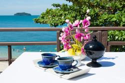 Beach Villa table view