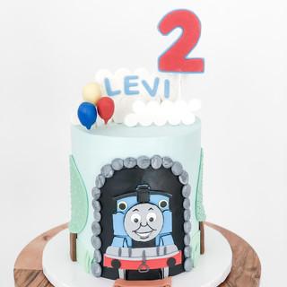 Thomas the Tank Engine Themed Birthday