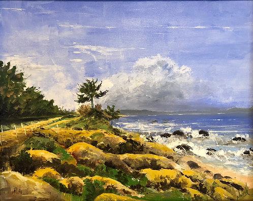 Breakers at Monterey