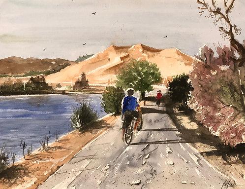 Alameda Creek Trail, Fremont