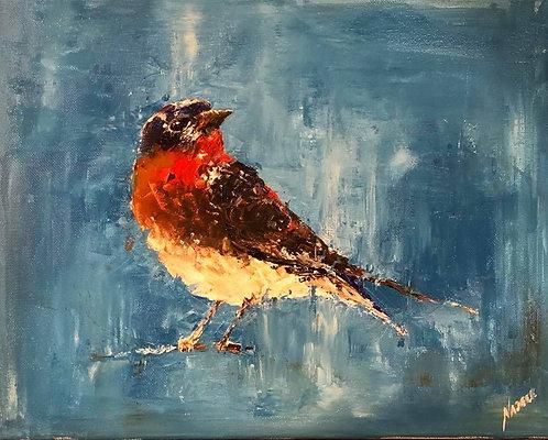 Longing Bird