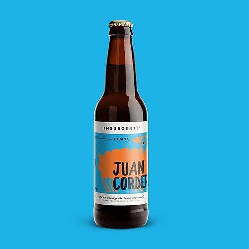 JUAN CORDERO - 355 ml.