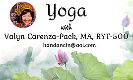 Yoga Practices