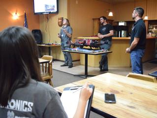 Design Presentation at MTS Meeting