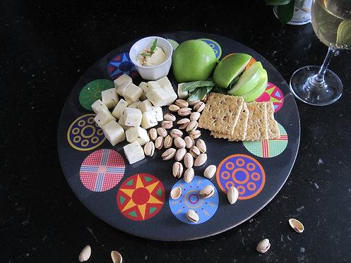 Tabla de quesos Discos Precolombinos