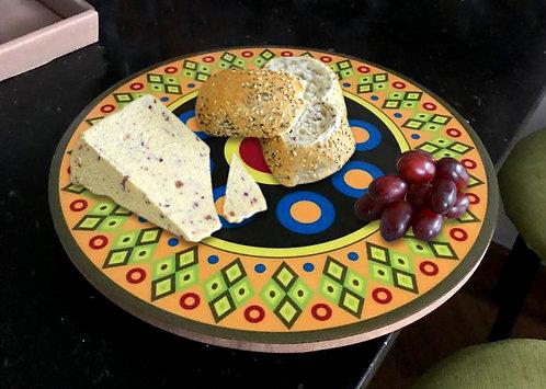 Tabla de quesos Precolombino