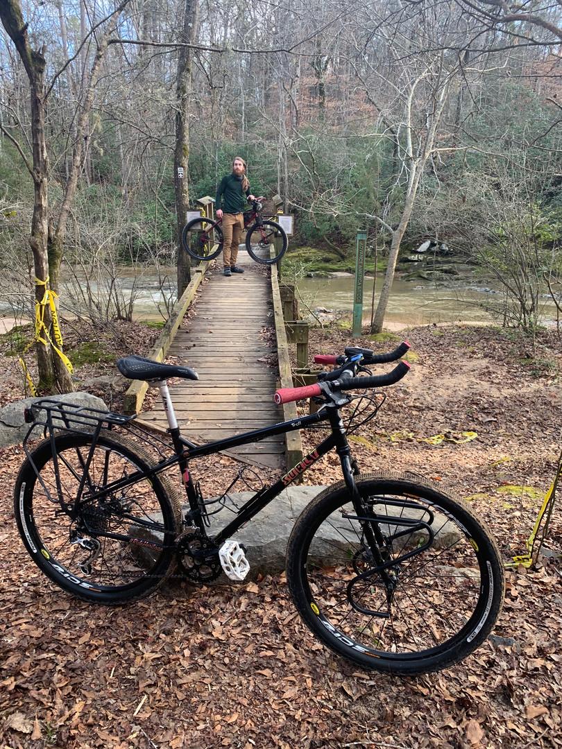 Croft State Park-Palmetto Trail SC