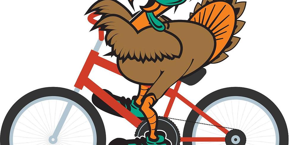 Thanksgiving Wattle Rotisserie Roll Ride 2019