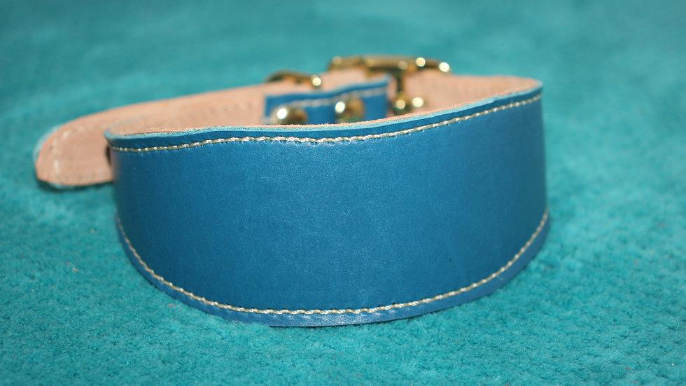 Leather Hound Collar