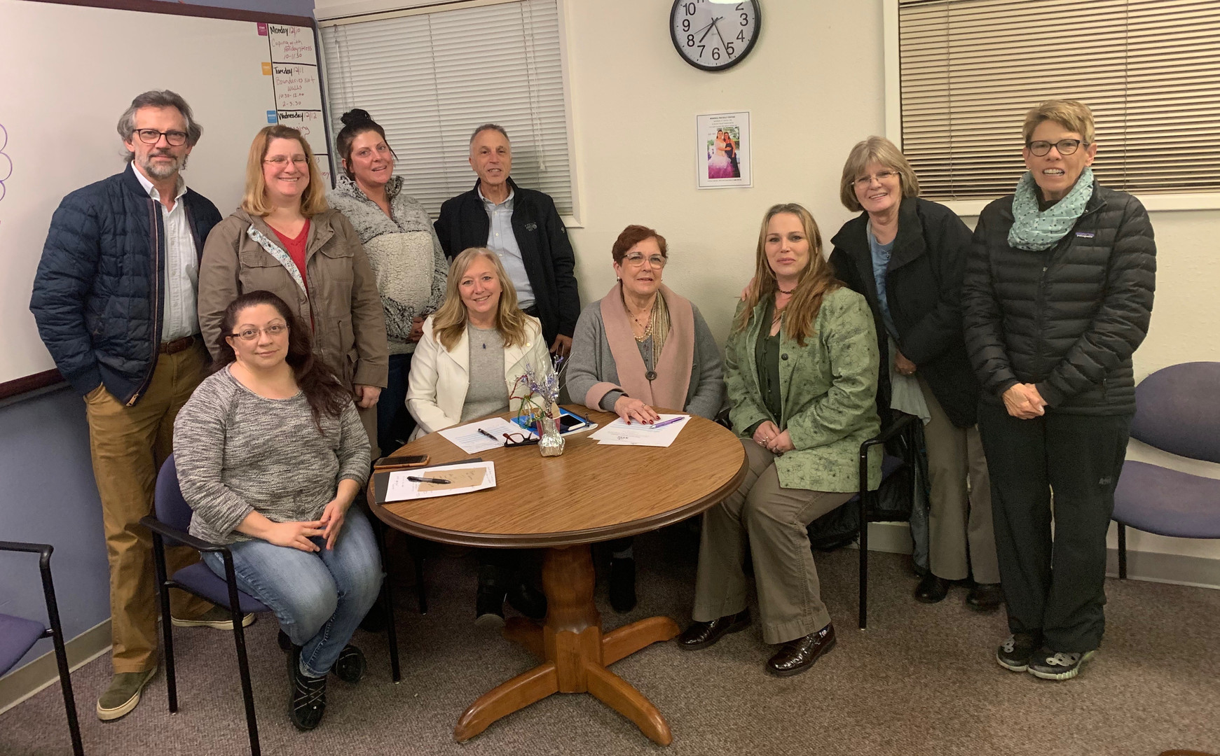 NSRC January meeting