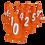 Marker Cone Set Orange | 0-9