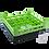 Dishwasher Rack | 25 comp | 2 extender | black-green