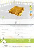 flatware rack cp 10-10