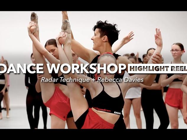 Radar Technique - Dance Workshop Highlight Reel