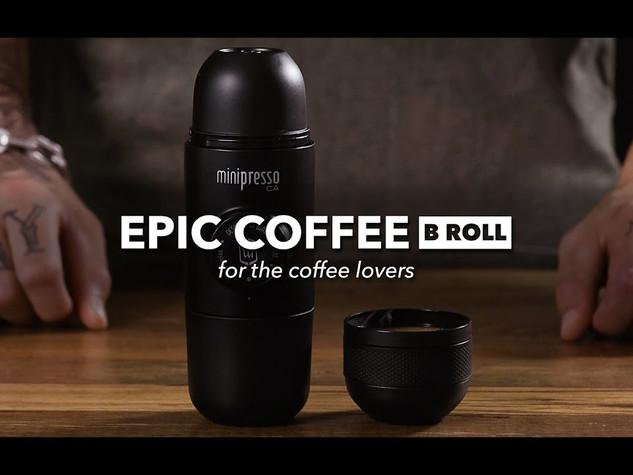 Epic Coffee B Roll Video
