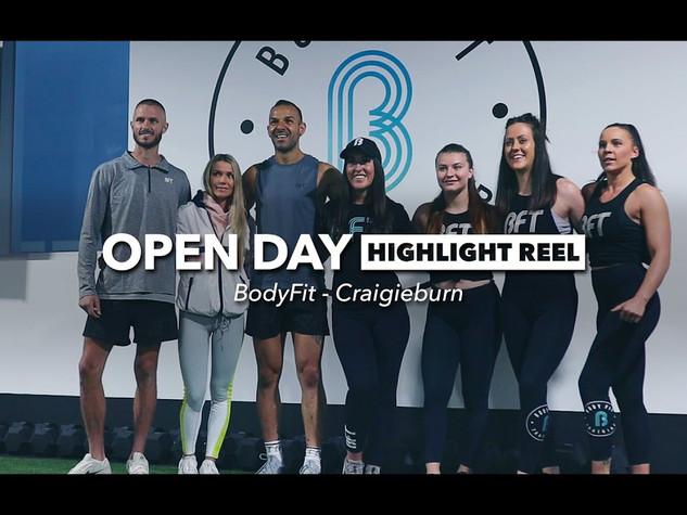 Bodyfit Craigieburn - Opening Day Highlight Reel