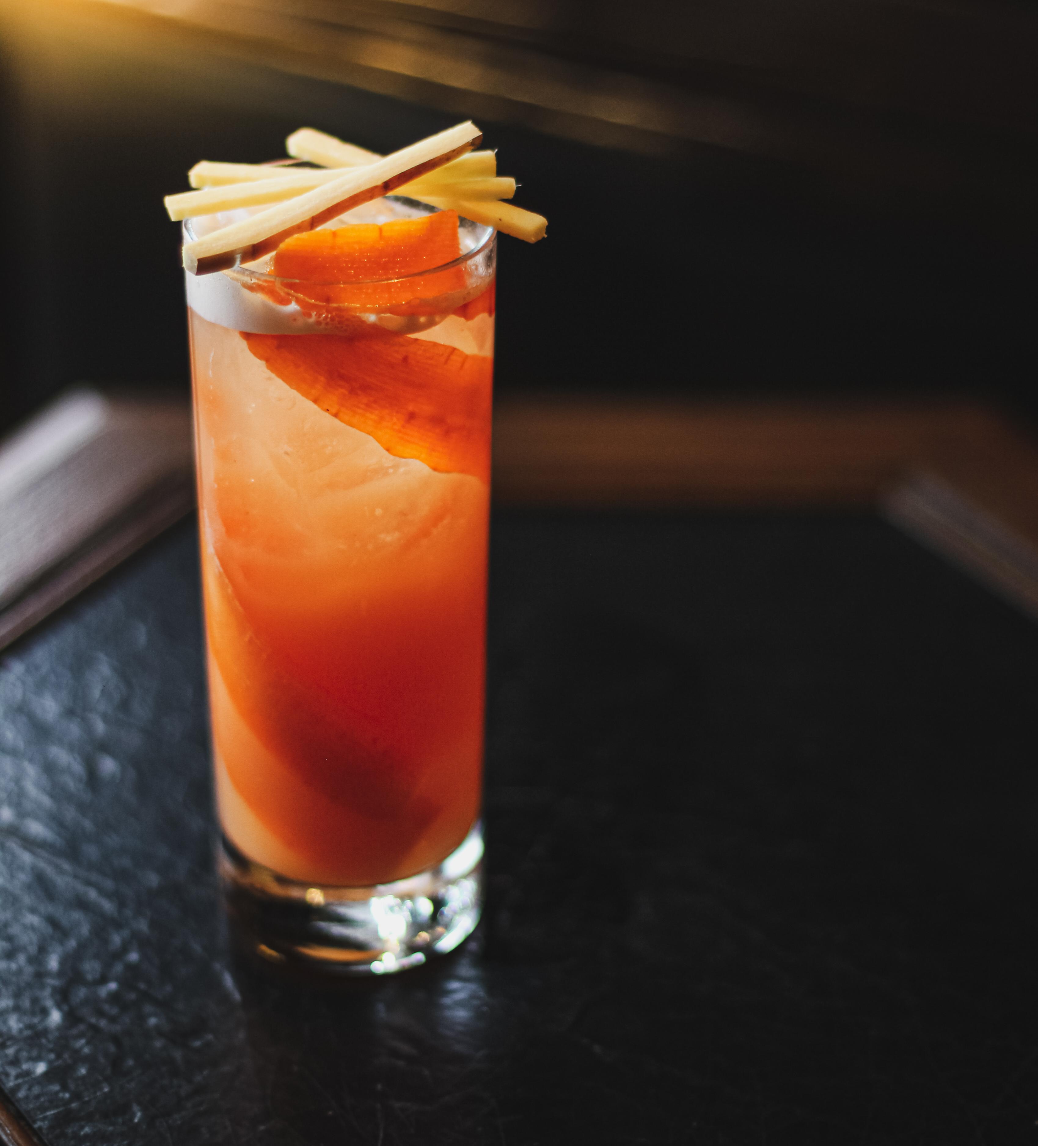 Kuma Cocktail 1
