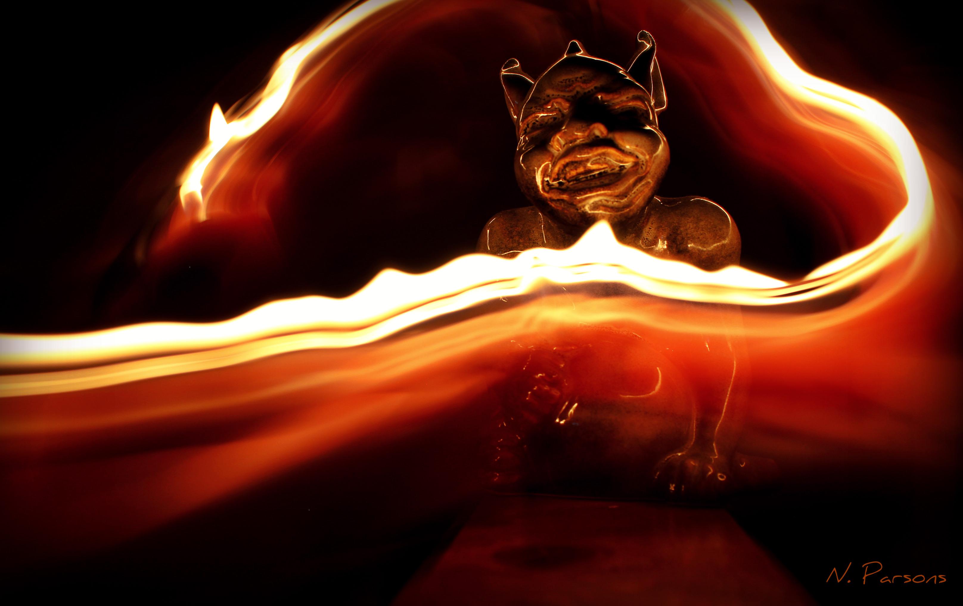 Gargoil Flame