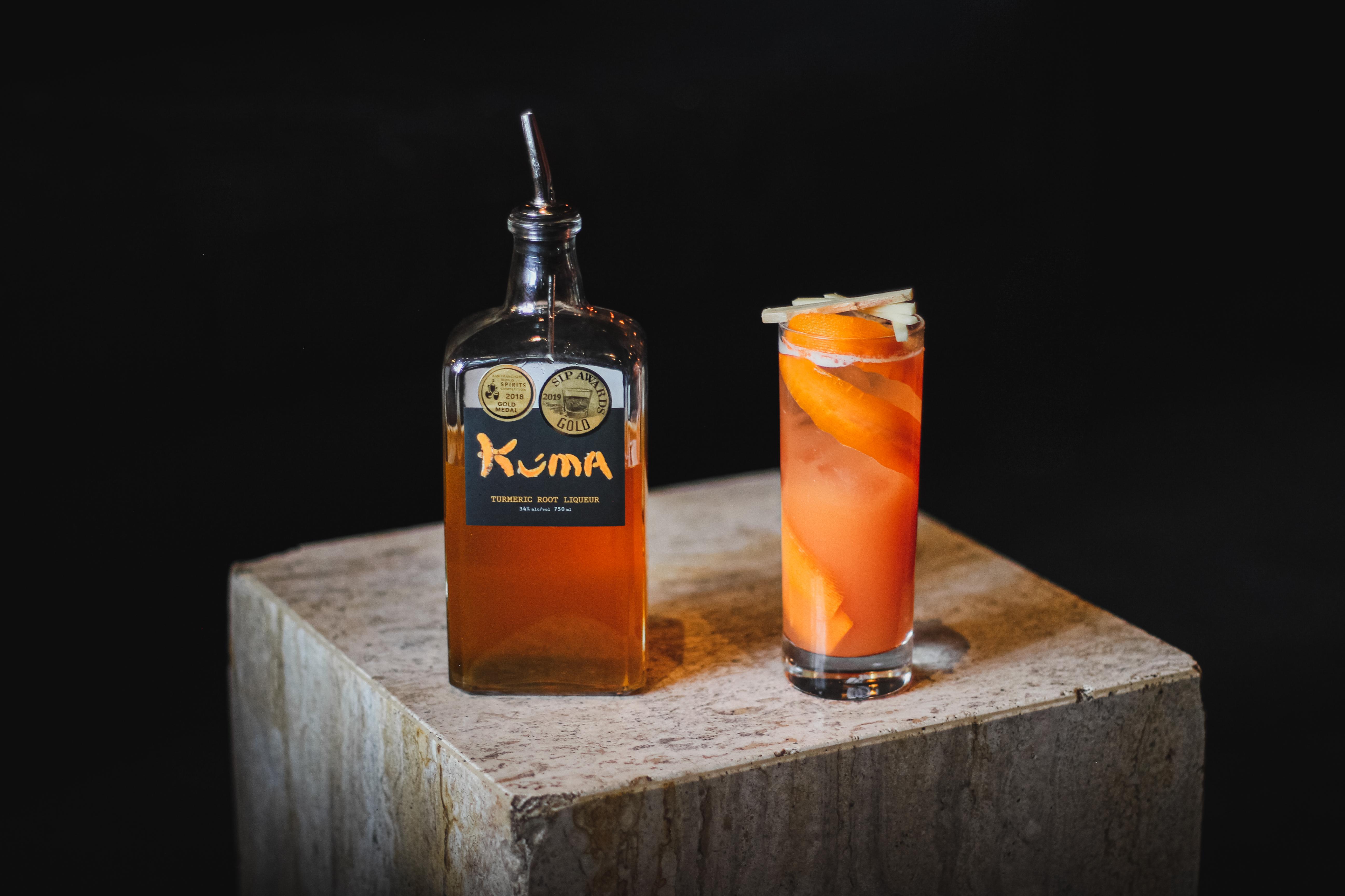 Kuma Cocktail 2