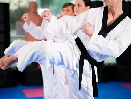 Four Powerful Black Belt Traits