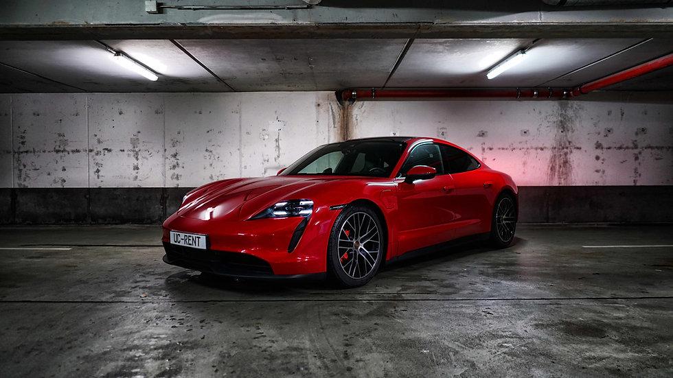 Porsche Taycan E