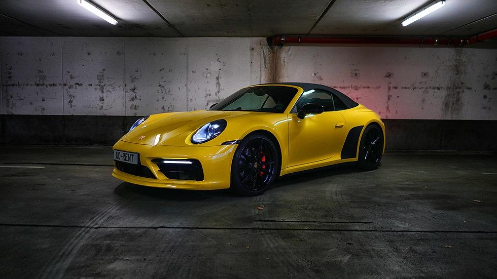 Porsche 992 4S Cabrio
