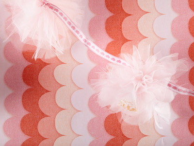 Tulle Bunting