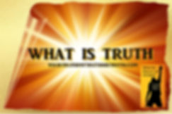 yourtruthmytruthhistruth What Is Truth Logo