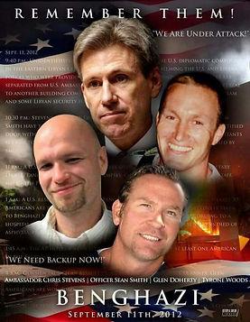 Remember them Benghazi