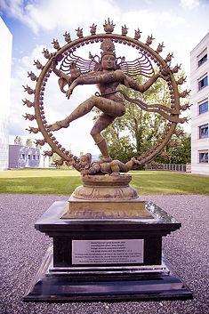 CERNs Sheiva Statue