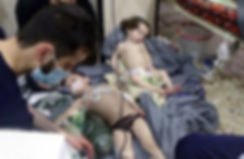 Chemical Weapons Used and Children Suffer