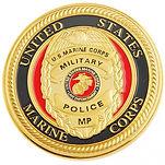 Military Police Badge Emblem