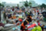 Tsunami Hits Indonesia September 28 2018