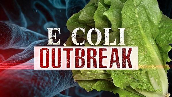 Lettuce E. coli outbreak