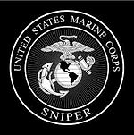 Marine Corp Sniper Patch