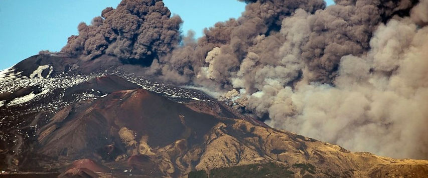 Mount Etna Quake December 2018