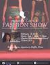 Fashion Show Fundraiser on Thurs Feb 12th!