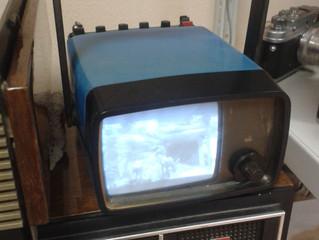 Советский телевизор 1982 года